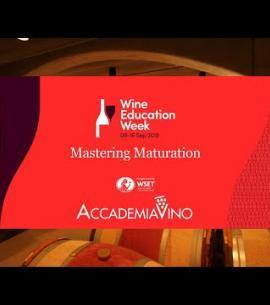 WSET Wine Education Week: I segreti dell'invecchiamento